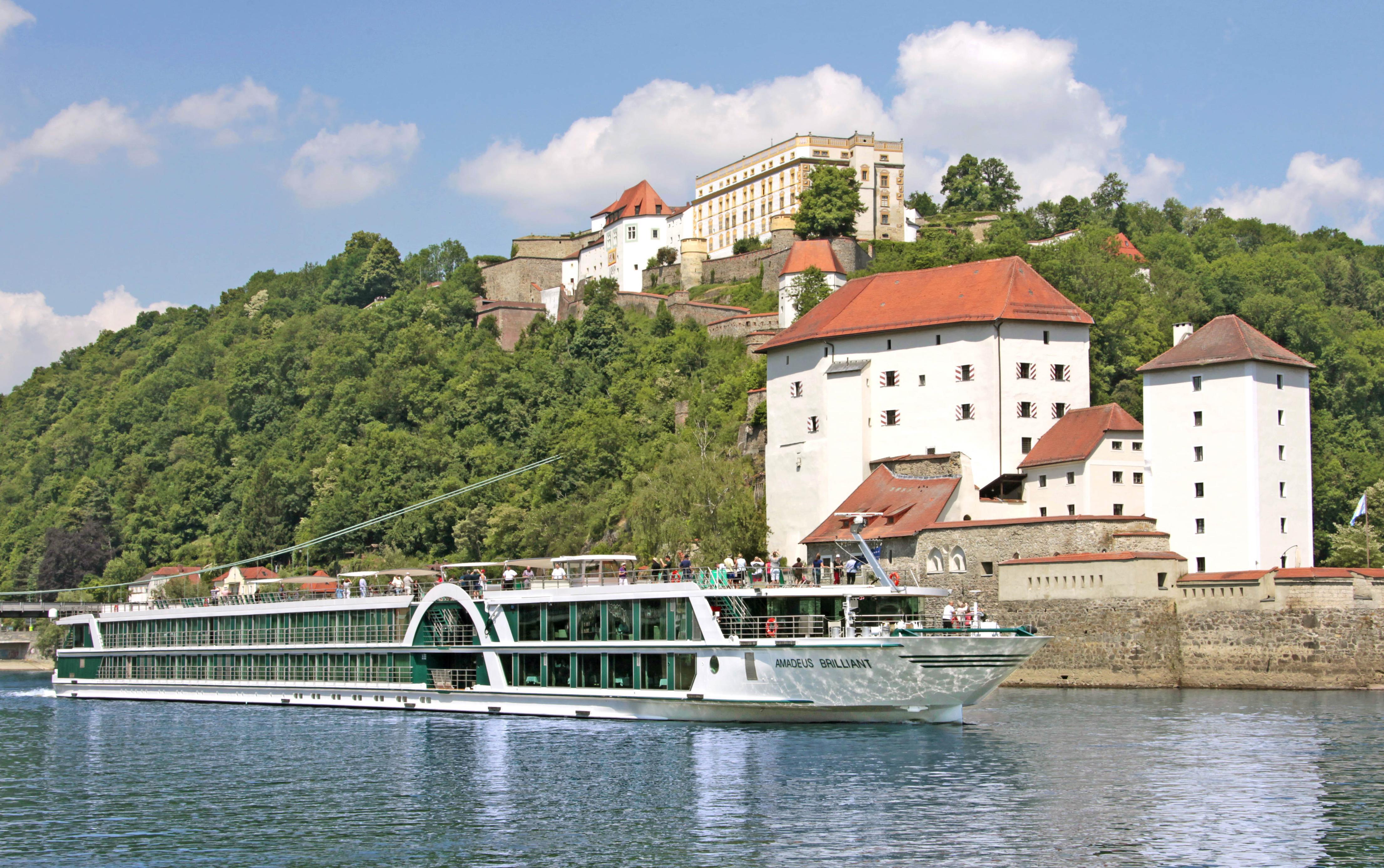 Découvrez les croisières fluviales Lüftner Cruises en Europe
