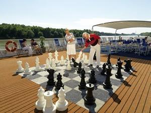 Lüftner Cruises Amadeus Elegant Sun Deck